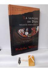 LA SANGRE DE DIOS. TRILOGÍA TEMPLARIA III