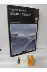 PIEDRAS NEGRAS (SERIE RICARDO CUPIDO)