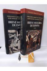 BREVE HISTORIA DE ESPAÑA (2 TOMOS)