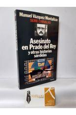 ASESINATO EN PRADO DEL REY Y OTRAS HISTORIAS SÓRDIDAS