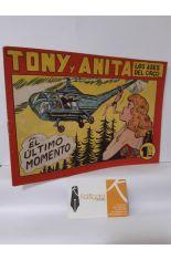 EN EL ÚLTIMO MOMENTO. TONY Y ANITA, LOS ASES DEL CIRCO 121