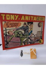EN EL MISTERIO DE JENNY. TONY Y ANITA, LOS ASES DEL CIRCO 118