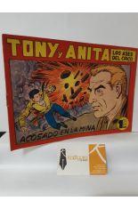 ACOSADO EN LA MINA. TONY Y ANITA, LOS ASES DEL CIRCO 116