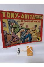 EL ESCORPIÓN VENCIDO. TONY Y ANITA, LOS ASES DEL CIRCO 117