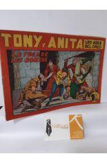 LA FUGA DE LOS BONZOS. TONY Y ANITA, LOS ASES DEL CIRCO 75