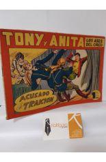 ACUSADO DE TRAICIÓN. TONY Y ANITA, LOS ASES DEL CIRCO 83