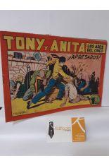 ¡APRESADOS! TONY Y ANITA, LOS ASES DEL CIRCO 111