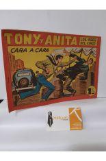 CARA A CARA. TONY Y ANITA, LOS ASES DEL CIRCO 150