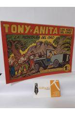 LA MONTAÑA DE ORO. TONY Y ANITA, LOS ASES DEL CIRCO 152