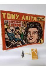 LOS HERMANOS LAINOR. TONY Y ANITA, LOS ASES DEL CIRCO 46
