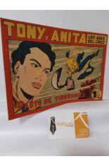 PASTO DE TIBURONES. TONY Y ANITA, LOS ASES DEL CIRCO 86