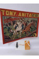 EL TESTAMENTO. TONY Y ANITA, LOS ASES DEL CIRCO 92