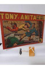 LOS DINAMITEROS. TONY Y ANITA, LOS ASES DEL CIRCO 15