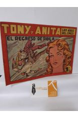 EL REGRESO DE SIBILA. TONY Y ANITA, LOS ASES DEL CIRCO 59