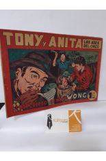 MISTERIOSO SEÑOR WONG. TONY Y ANITA, LOS ASES DEL CIRCO  50