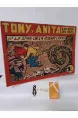 LA SIMA DE LA MUERTE LENTA. TONY Y ANITA, LOS ASES DEL CIRCO 125