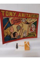 FUNCIÓN DE CIRCO. TONY Y ANITA, LOS ASES DEL CIRCO 131