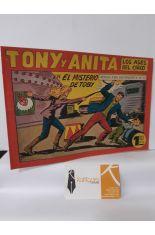 EL MISTERIO DE TOBY. TONY Y ANITA, LOS ASES DEL CIRCO 151