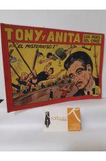 EL MISTERIOSO J. TONY Y ANITA, LOS ASES DEL CIRCO 148
