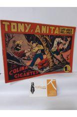 LA COLINA DE LOS GIGANTES. TONY Y ANITA, LOS ASES DEL CIRCO 93