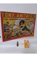 EL CEMENTERIO DE LOS ELEFANTES. TONY Y ANITA, LOS ASES DEL CIRCO 145