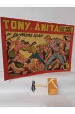 EL PRIMO JUAN. TONY Y ANITA, LOS ASES DEL CIRCO 140