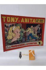 LA MADRIGUERA DEL ESCORPIÓN. TONY Y ANITA, LOS ASES DEL CIRCO 115