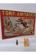 EL USURPADOR. TONY Y ANITA, LOS ASES DEL CIRCO 84
