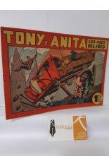 ATRACADORES. TONY Y ANITA, LOS ASES DEL CIRCO 13