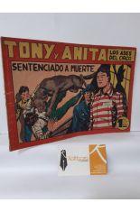 SENTENCIADO A MUERTE. TONY Y ANITA, LOS ASES DEL CIRCO 51
