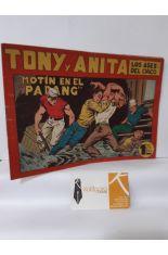 MOTÍN EN EL PADANG. TONY Y ANITA, LOS ASES DEL CIRCO 52