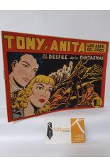 EL DESFILE DE LOS FANTASMAS. TONY Y ANITA, LOS ASES DEL CIRCO 94
