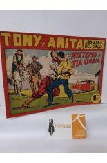 EL MISTERIO DE LA TÍA GLORIA. TONY Y ANITA, LOS ASES DEL CIRCO 90