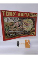 EL MISTERIO DEL LAGO. TONY Y ANITA, LOS ASES DEL CIRCO 119