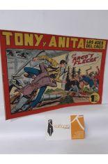 EN ARCO Y FLECHA. TONY Y ANITA, LOS ASES DEL CIRCO 126