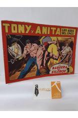 LA BARRERA DEL SILENCIO. TONY Y ANITA, LOS ASES DEL CIRCO 114