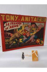 LA TRAICIÓN DE ARMO. TONY Y ANITA, LOS ASES DEL CIRCO 67