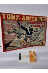 EL HUNDIMIENTO DEL CORALIA. TONY Y ANITA, LOS ASES DEL CIRCO 85
