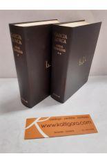 OBRAS COMPLETAS 2 TOMOS: VERSO, PROSA, MÚSICA, DIBUJOS, TEATRO, ENTREVISTAS Y DECLARACIONES, CARTAS