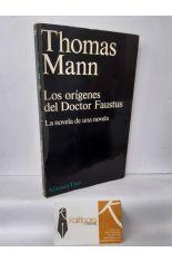 LOS ORÍGENES DEL DOCTOR FAUSTUS. LA NOVELA DE UNA NOVELA