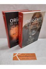 LOS ORÍGENES DE LA HUMANIDAD (2 TOMOS) DE LA APARICIÓN DE LA VIDA AL HOMBRE MODERNO + LO PROPIO DEL HOMBRE