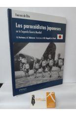 LOS PARACAIDISTAS JAPONESES EN LA SEGUNDA GUERRA MUNDIAL