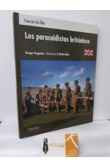 LOS PARACAIDISTAS BRITÁNICOS