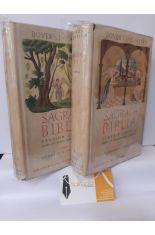 SAGRADA BIBLIA (2 TOMOS)