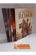 LAS ÁGUILAS DE ROMA (5 TOMOS)