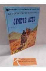 BLUEBERRY 14. JINETE AZUL (LA JUVENTUD DE BLUEBERRY 3)