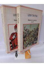 HISTORIA DE LA REVOLUCIÓN RUSA (2 TOMOS)