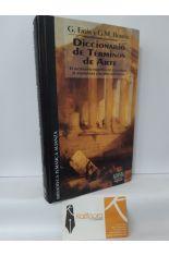 DICCIONARIO DE TÉRMINOS DE ARTE