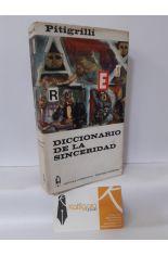 DICCIONARIO DE LA SINCERIDAD