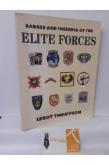 BADGES AND INSIGNIA OF THE ELITE FORCES